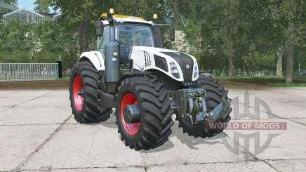 New Holland Ŧ8.320 for Farming Simulator 2015