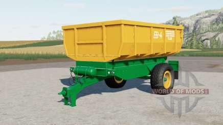 Hodgep EB-4 for Farming Simulator 2017