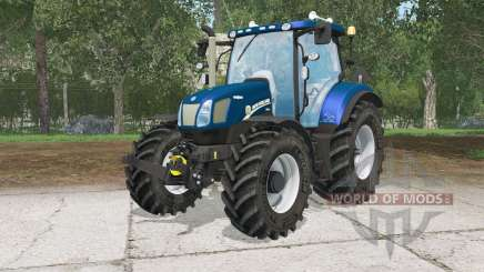 New Holland Ʈ6.160 for Farming Simulator 2015