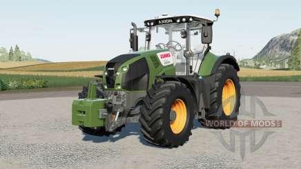 Claas Axioᵰ 800 for Farming Simulator 2017