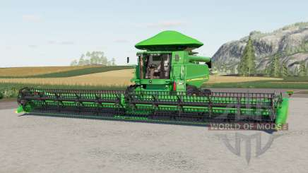 John Deere 50&60 series STS for Farming Simulator 2017