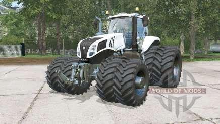 New Holland Ⱦ8.320 for Farming Simulator 2015