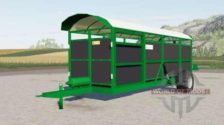 Laumetris PTL-10G for Farming Simulator 2017