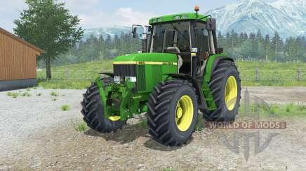 John Deere 6৪10 for Farming Simulator 2013