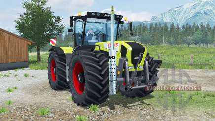 Claas Xerion 3800 Trac VȻ for Farming Simulator 2013
