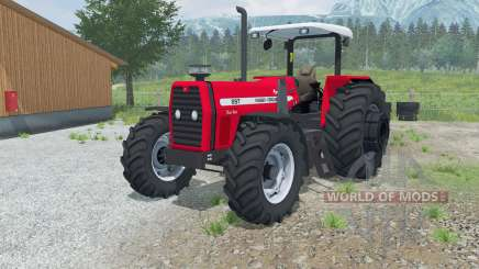 Massey Ferguson 297 Advanced for Farming Simulator 2013