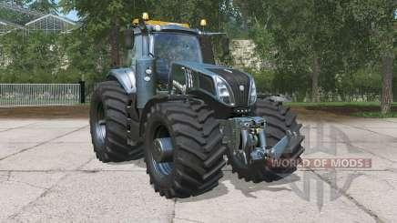 New Holland T৪.320 for Farming Simulator 2015