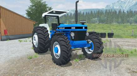 New Holland 8030 for Farming Simulator 2013