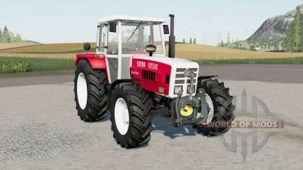 Steyr 8130A Turbꝋ for Farming Simulator 2017