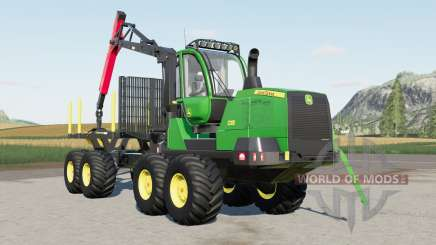 John Deere 1210G for Farming Simulator 2017