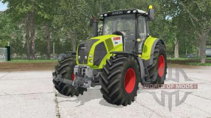 Claas Axion 8ⴝ0 for Farming Simulator 2015