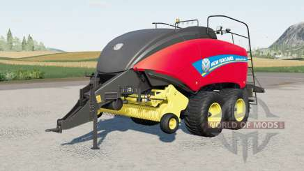 New Holland BigBaler 3Ꝝ0 for Farming Simulator 2017