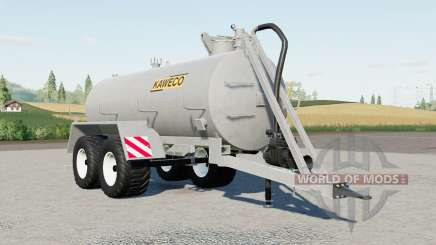 Kaweco Slurry Tanker for Farming Simulator 2017