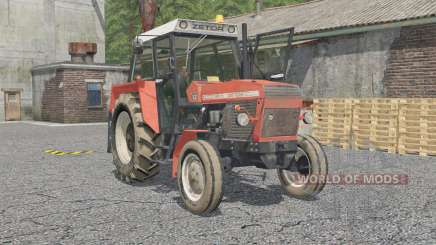 Zetor ৪111 for Farming Simulator 2017