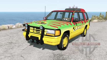 Gavril Roamer Tour Car Beamic Park v3.1.5 for BeamNG Drive