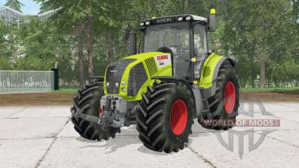 Claas Axion ৪50 for Farming Simulator 2015