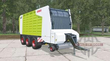 Claas Cargos 9ⴝ00 for Farming Simulator 2015