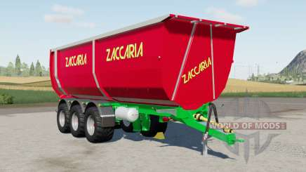 Zaccaria ZAM 200 DP8 Super Pluᵴ for Farming Simulator 2017
