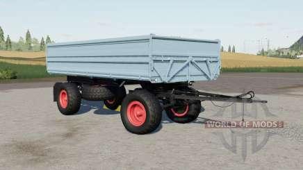 Progress HⱲ 80 for Farming Simulator 2017