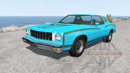 Bruckell Moonhawk remodelled for BeamNG Drive