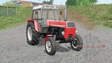 Zetor Crystal 1Ձ011 for Farming Simulator 2017