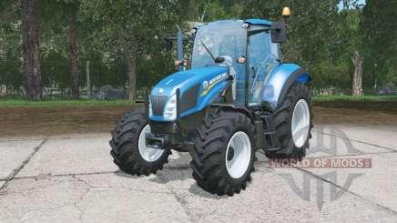 New Holland T5-series for Farming Simulator 2015