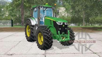 John Deere 7200Ꞧ for Farming Simulator 2015