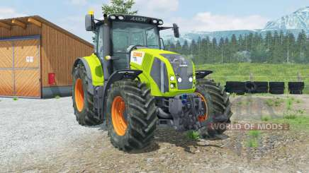 Claas Axion 830 for Farming Simulator 2013