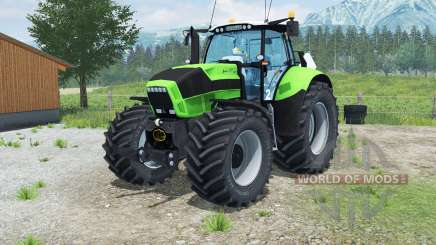 Deutz-Fahr Agrotron TTV 6ვ0 for Farming Simulator 2013