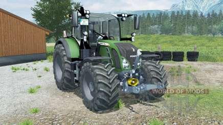 Fendt 718 Variꝍ for Farming Simulator 2013