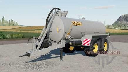 Kaweco Slurry Tanker v1.0.0.4 for Farming Simulator 2017
