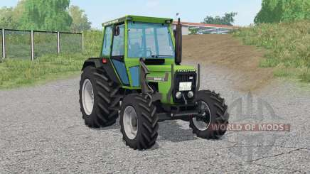 Deutz-Fahr D 6207 C with FL console for Farming Simulator 2017