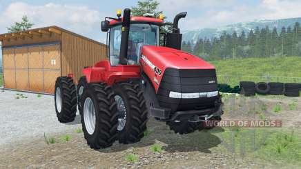 Case IH Steiger Ꝝ00 for Farming Simulator 2013