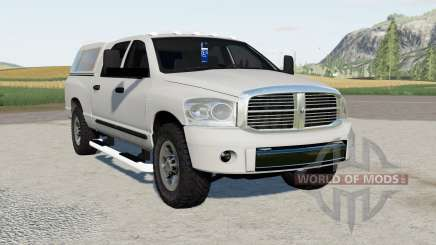 Dodge Ram 3500 Mega Cab Զ006 for Farming Simulator 2017