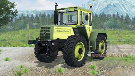 Mercedes-Benz Trac 1500 for Farming Simulator 2013