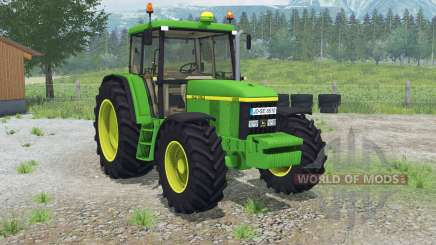 John Deerᶒ 6610 for Farming Simulator 2013