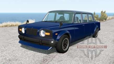 Ibishu Miramar Limousine for BeamNG Drive