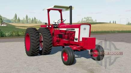 Farmall 706 for Farming Simulator 2017