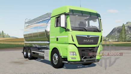 MAN TGX 26.640 Tanker for Farming Simulator 2017
