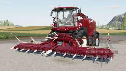 Krone BiG Ӿ 1180 for Farming Simulator 2017