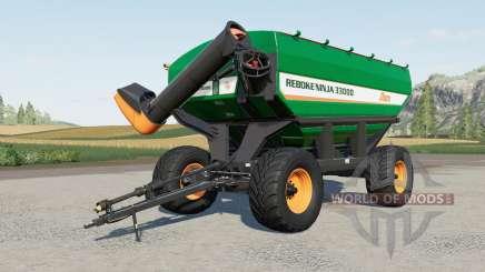 Stara Reboke Ninja 33000 multifruit for Farming Simulator 2017
