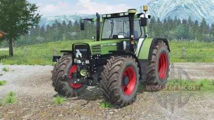 Fendt Favorit 515 C Turbomatiƙ for Farming Simulator 2013