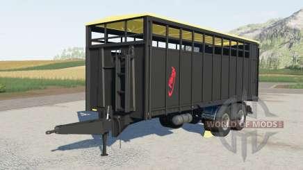 Fliegl TTꞶ for Farming Simulator 2017