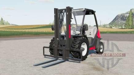Manitou MC 18-4 Container Edition for Farming Simulator 2017