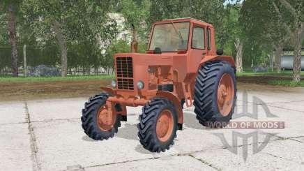 MTZ-80 Беларуȼ for Farming Simulator 2015
