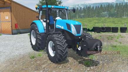 New Holland T7.260 for Farming Simulator 2013