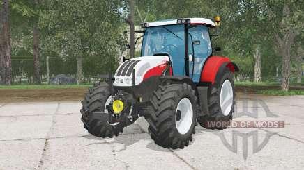 Steyr Profi 4130 CVƮ for Farming Simulator 2015
