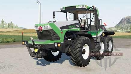 Tatra Unitrax 700 for Farming Simulator 2017