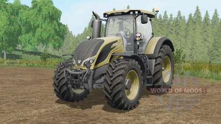 Valtra S324 & S374 for Farming Simulator 2017