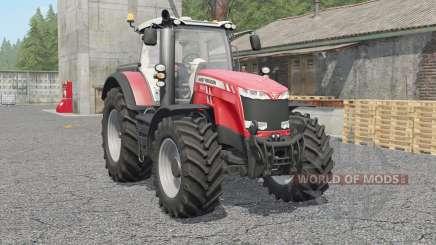 Massey Ferguson 8727〡8732〡87ვ7 for Farming Simulator 2017